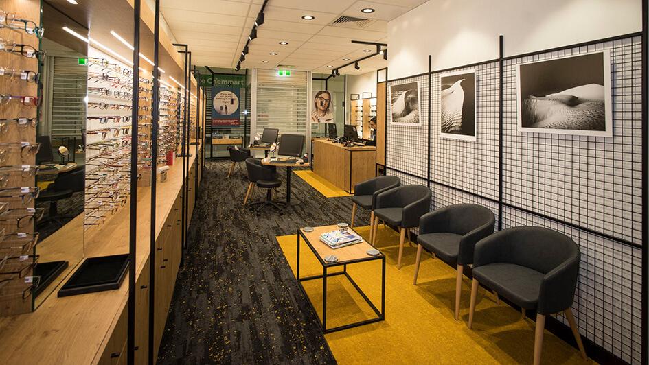 Peninsula Eyecare undergone a complete refurbishment