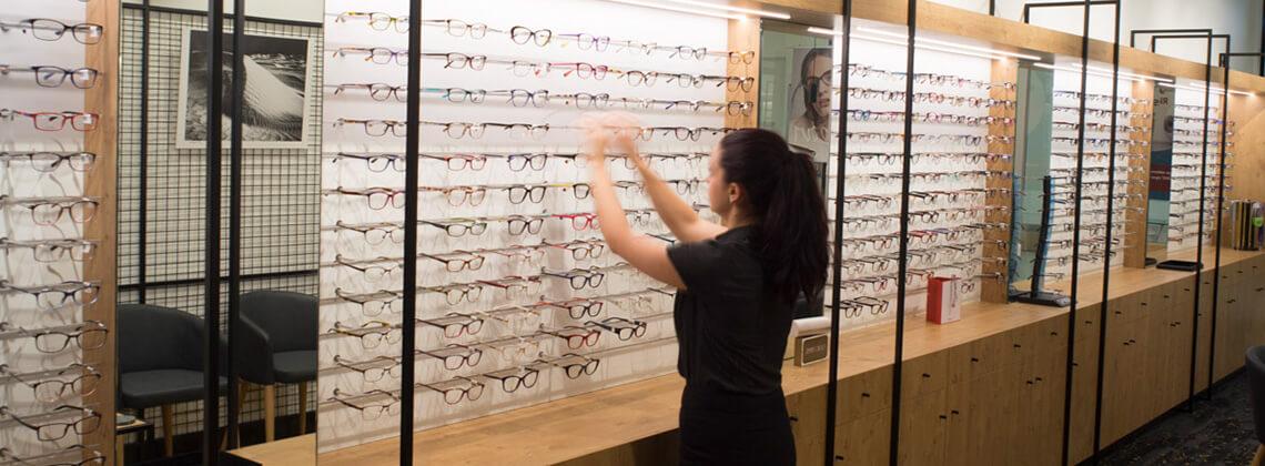 Peninsula Eyecare -Eyewear