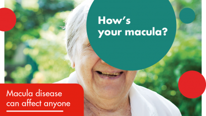 May is Macula Month